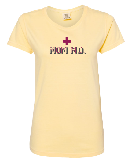 Mom MD Short Sleeve