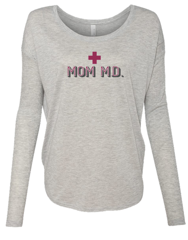 Mom MD Long Sleeve