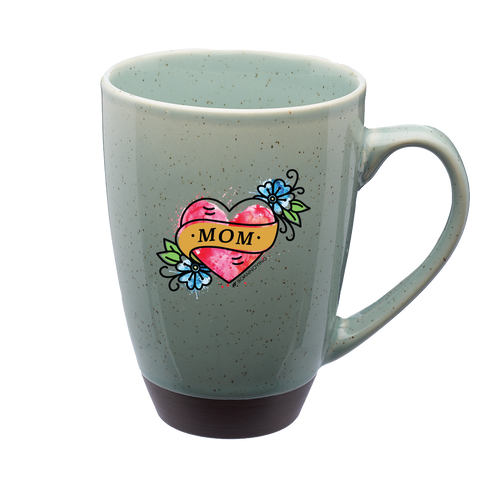 Mom Tattoo Mug