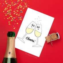 Load image into Gallery viewer, Champagne Pals