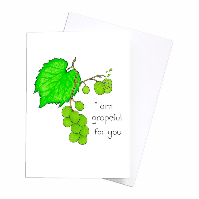 Grapeful Grapes