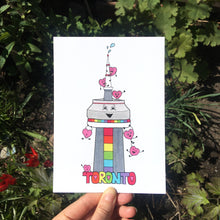 Load image into Gallery viewer, Toronto Pride 4 Postcard Set