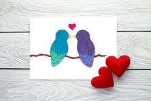 Load image into Gallery viewer, Lovebirds