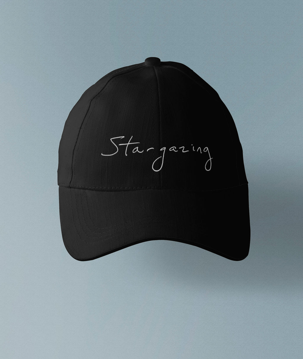 Stargazing Hat (Black)