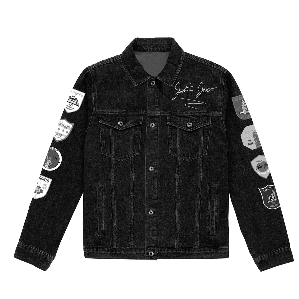 Justin Jesso Tour Jacket