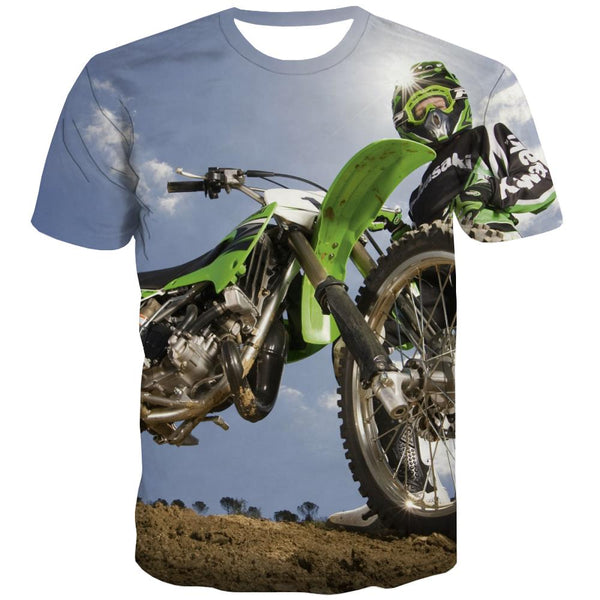 Borse T-shirt Men Competition Shirt Print Raced T-shirts Graphic Equestrian Tshirts Casual