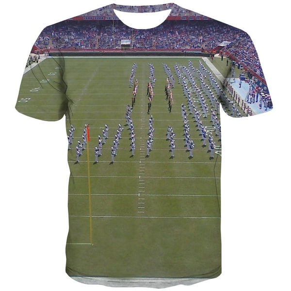 Rugby T shirts Men Power T-shirts Graphic Game Shirt Print Lawn Tshirts Casual