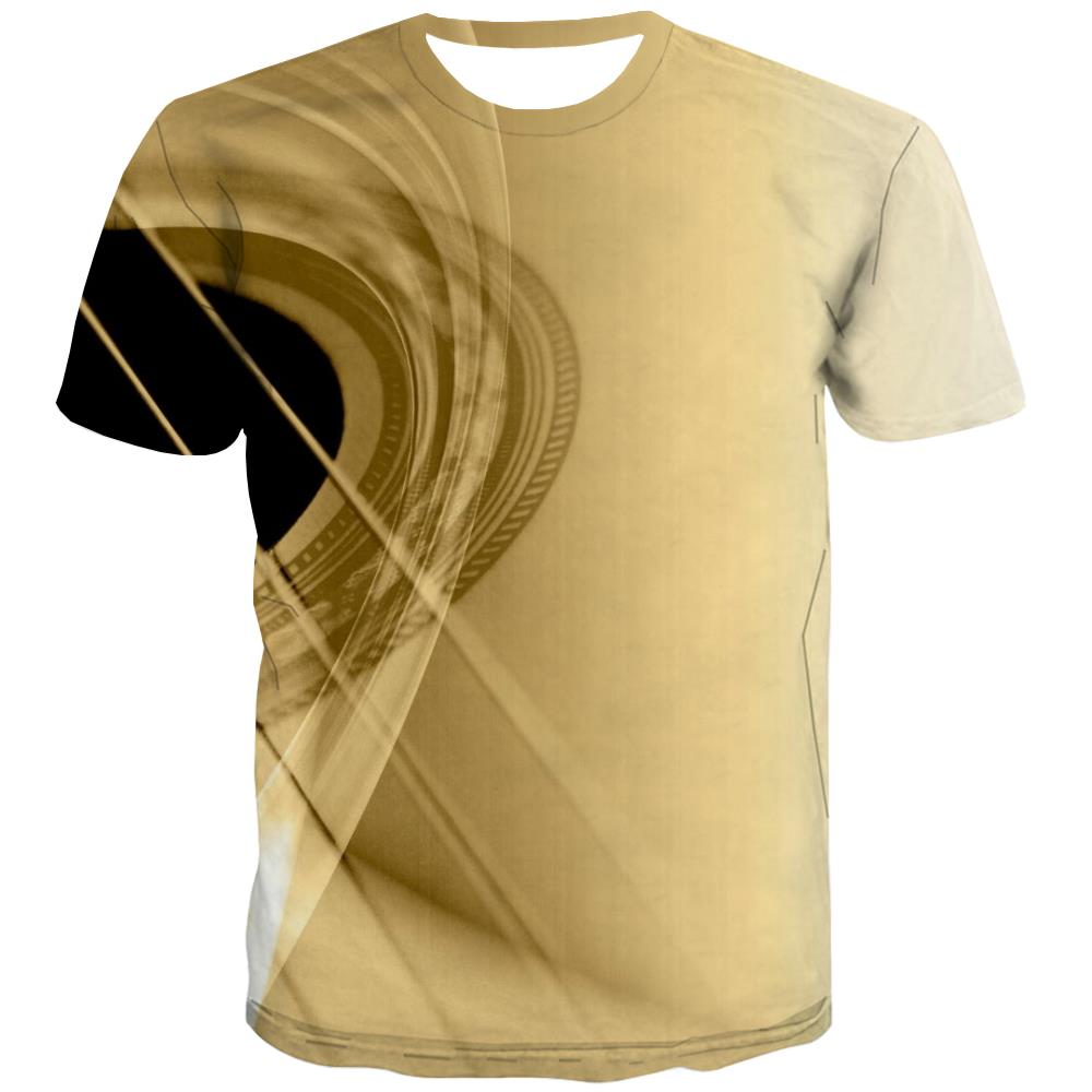 Music T shirts Men Instrument Tshirts Novelty Retro T-shirts Graphic Electronic Tshirts Casual