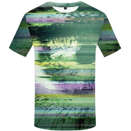 Eye T-shirt Men Fantasy Tshirt Printed Psychedelic Tshirts Novelty Retro T shirts Funny Gothic Tshirt Anime Short Sleeve - KYKU