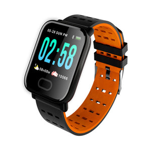 Digital Watch S06 Orange