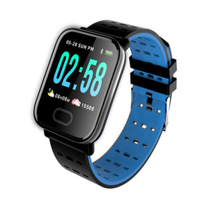 Digital Watch S06 Blue