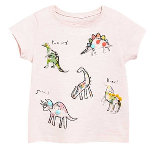 Summer 2019 Girls Collection T-Shirts