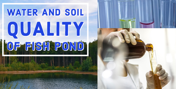 IDEAL POND WATER AND SOIL PARAMETERS FOR AQUACULTURE
