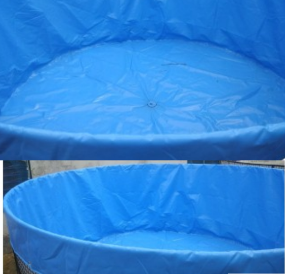 BIOFLOC FISH TANK|| TARPAULIN TANKS|| BEST IN QUALITY AND RATE|| 700GSM