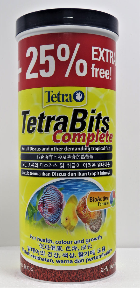 TetraBits Complete Fish Food For Growth & Health (Most economical)