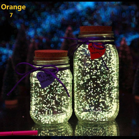 10 g STARRY SKY FLUORESCENT SAND FOR AQUARIUM DECORATION