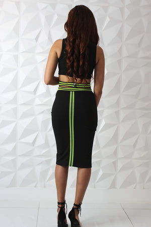 Stop Traffic Two Piece Set