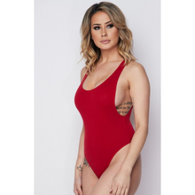 Load image into Gallery viewer, Da Bomb Bodysuit - Red