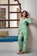 Crazy Cozy Cotton Night Suit
