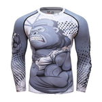 Animal LS Rash Guard