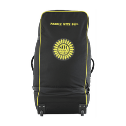 SOL Eco Rolling Backpack Front View