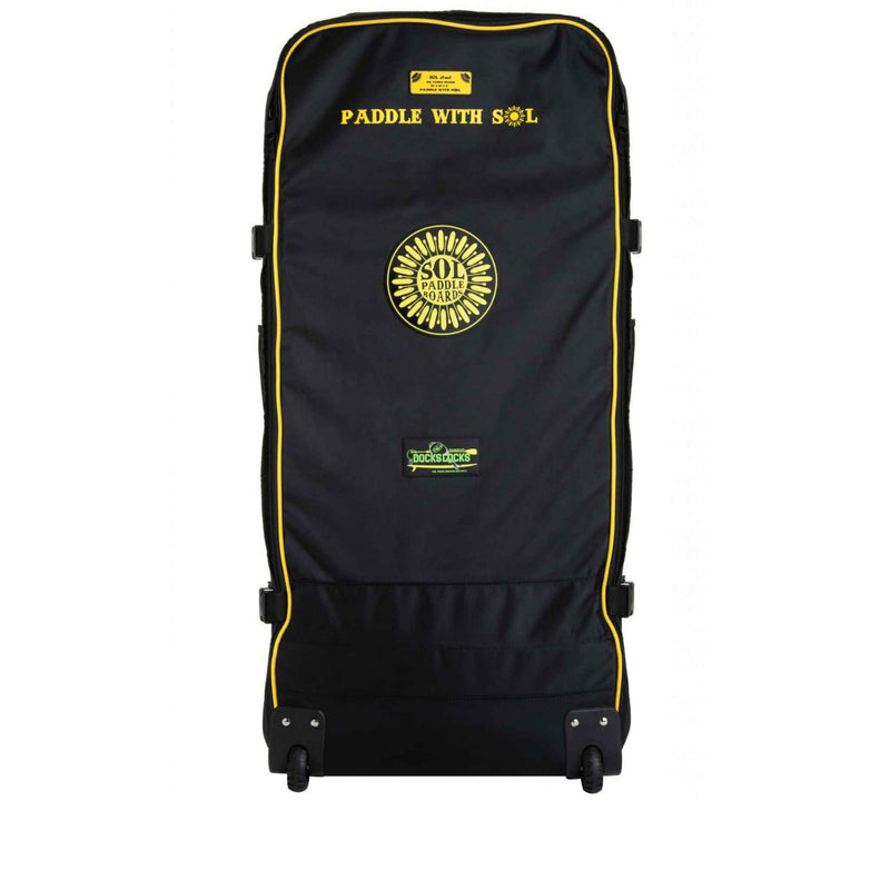 SOL Rolling Backpack Front View