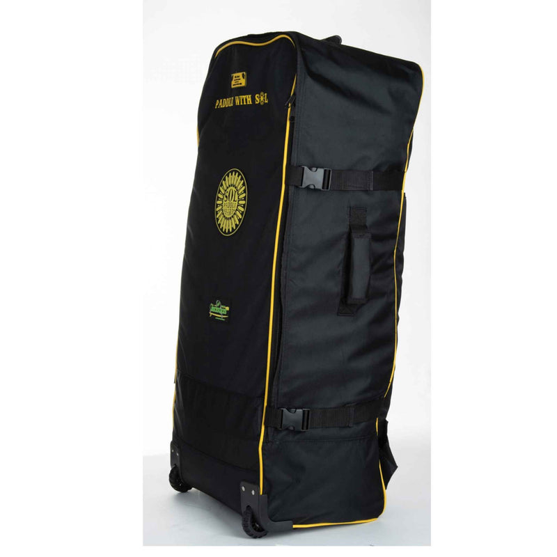 SOL Rolling Backpack Side View