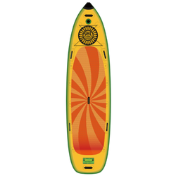 SOLsumo Inflatable Paddle Board Classic Series Top View