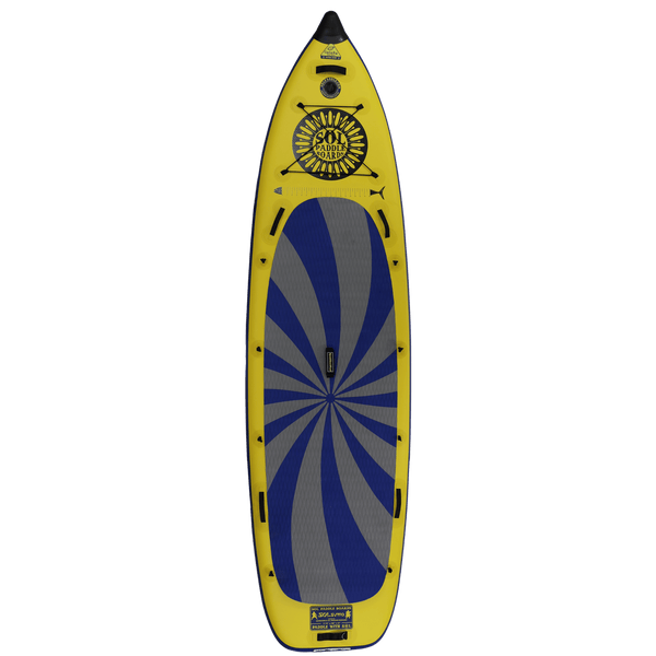 SOLsumo Inflatable Paddle Board GalaXy Collection Top View