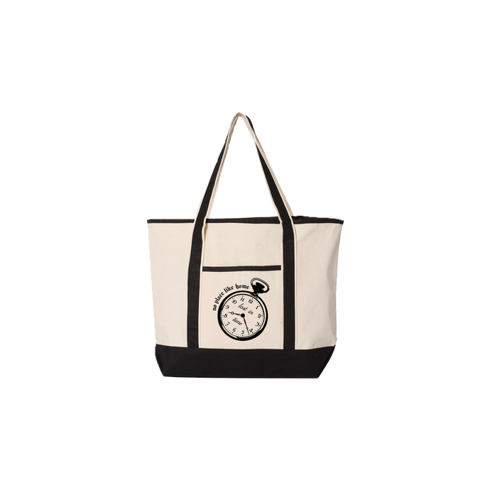 Lost In Time Tote XL