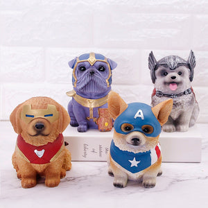Cofrinhos Super Dogs