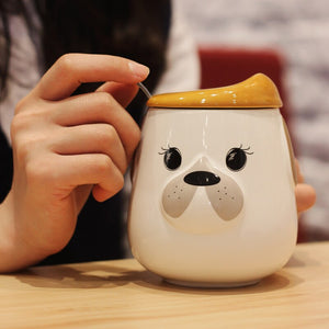 Caneca Dog - 500ml