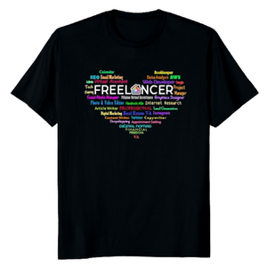 FVA Feelancer Heart Shirt