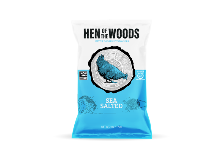 Sea Salted Chips