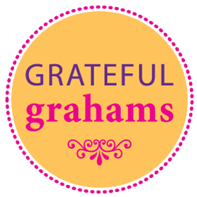 CHOCOLATE Grateful Grahams 6oz
