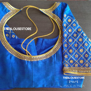 Cute handworked blouse
