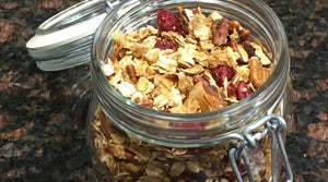 Dorathy's Saturday Morning Granola