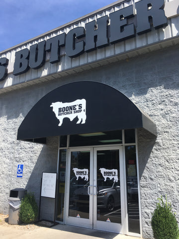 Boone's Butcher Shop in Bardstown Kentucky