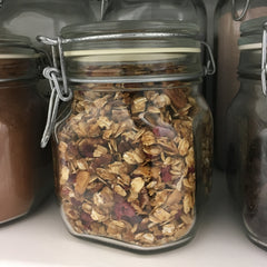 Hyssop Tree's Saturday Morning Granola