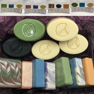 Artisan Soap Assortment