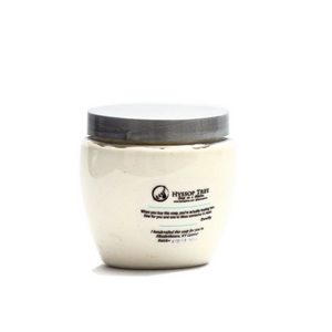 Whipped soap with tea tree essential oil by Hyssop Tree