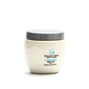 Unscented Handcrafted Whipped Soap by Hyssop Tree