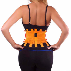 The Double Belt Corset - Allur-Boutique