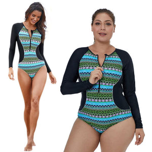 The Snorkeling One Piece - Allur-Boutique