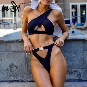 The Triangle Trap Bikini Set - Allur-Boutique