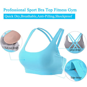 Double X Sports Bra - Allur-Boutique
