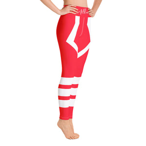 STARS AND STRIPES YOGA PANTS - Allur-Boutique