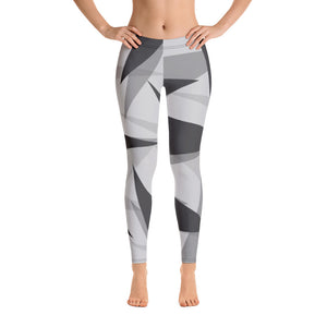 GEOMETRIC ATTACK LEGGINGS - Allur-Boutique