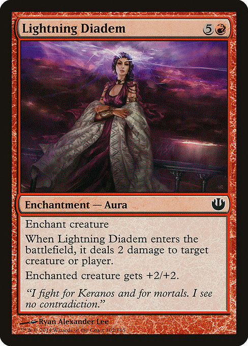 Lightning Diadem [Journey into Nyx] | Gam3 Escape