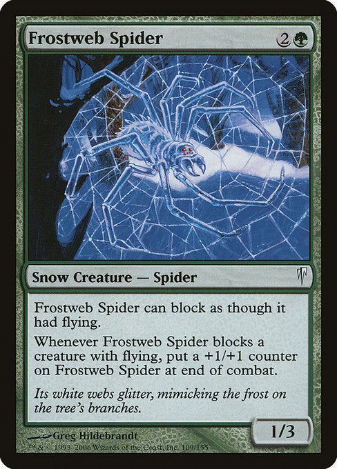 Frostweb Spider [Coldsnap] | Gam3 Escape